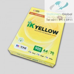 IK Yellow Paper A4 70gsm...