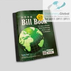 "SBS Bill Book 6"" x 7"""